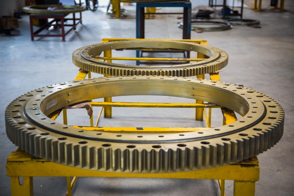 回转支承轴承制造中的关键技术