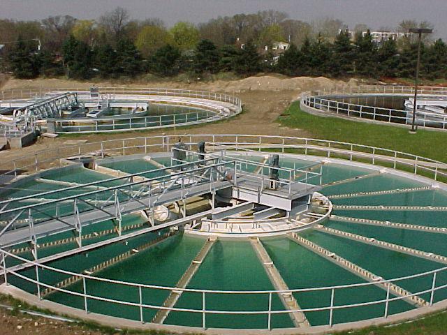 水处理设备回转支承