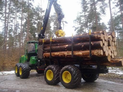 林业机械回转支承