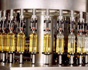 包装和装瓶行业回转支承