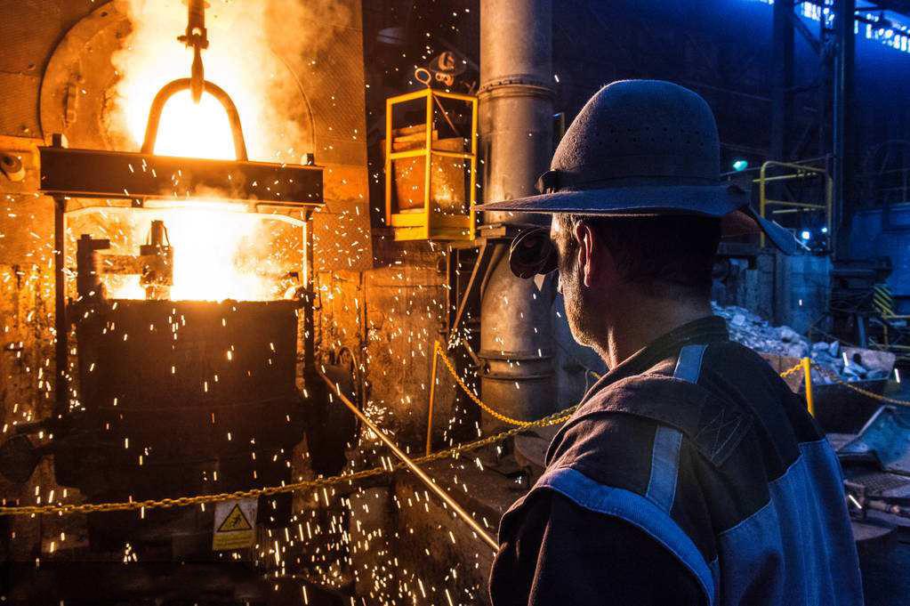 回转支承在冶金行业的应用前景